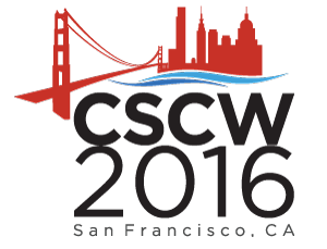 CSCW 2016 Logo